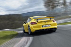 This Is The New Porsche Cayman GT4