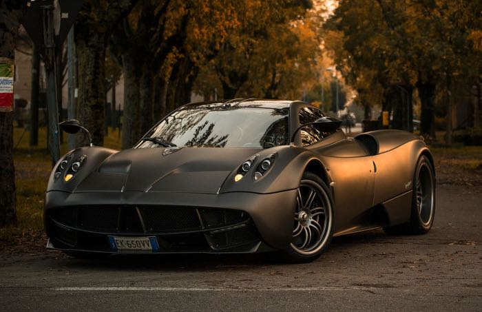 Pagani Huayra Roadster To Launch In 2016