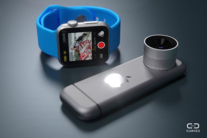 Apple iPro Is An Action Camera Concept