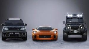 Jaguar C-X75 Will Star In James Bond Spectre Movie