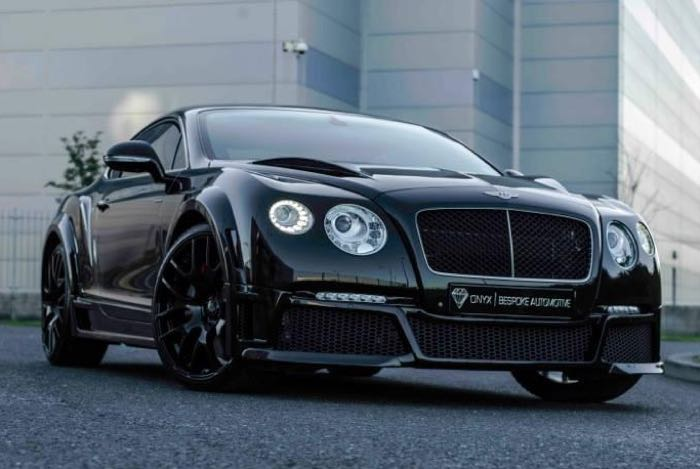 Bentley Contintental GT