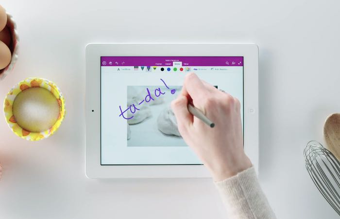 Microsoft OneNote For iPad Gets Handwriting Recognition (Video)