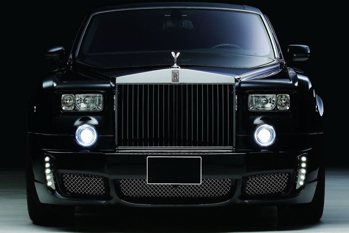 Rolls Royce Suv In The Works