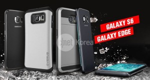Samsung Galaxy S6 And Galaxy Edge Leaked