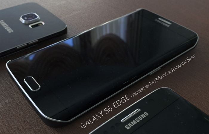 Samsung Galaxy S6 And S6 Edge Concepts Looks Awesome (Video)
