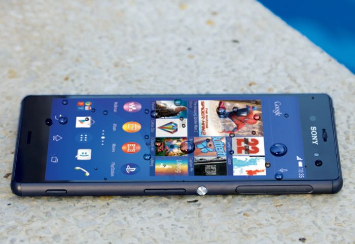 Sony привезла на MWC 2015 новые смартфоны и планшет - 4PDA