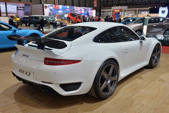 Ruf RGT 4.2 Porsche 911