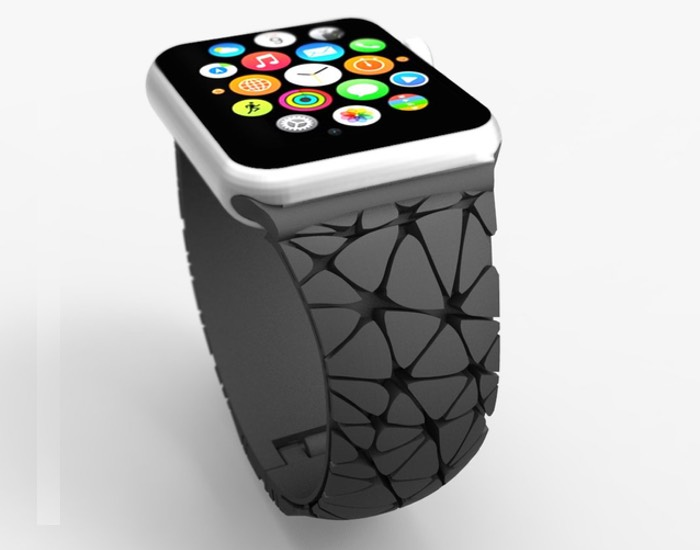 3D Printed Apple Watch Bands