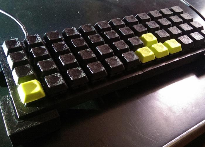 3D Printed Mechanical Keyboard