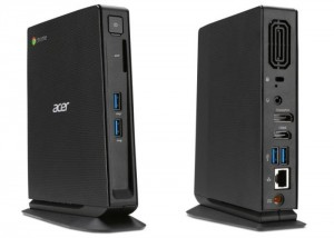 New Acer Chromebox Systems Launch With Intel Haswell CPU
