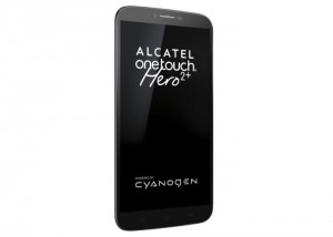Alcatel OneTouch Hero 2+ Running Cyanogen OS Unveiled For $299