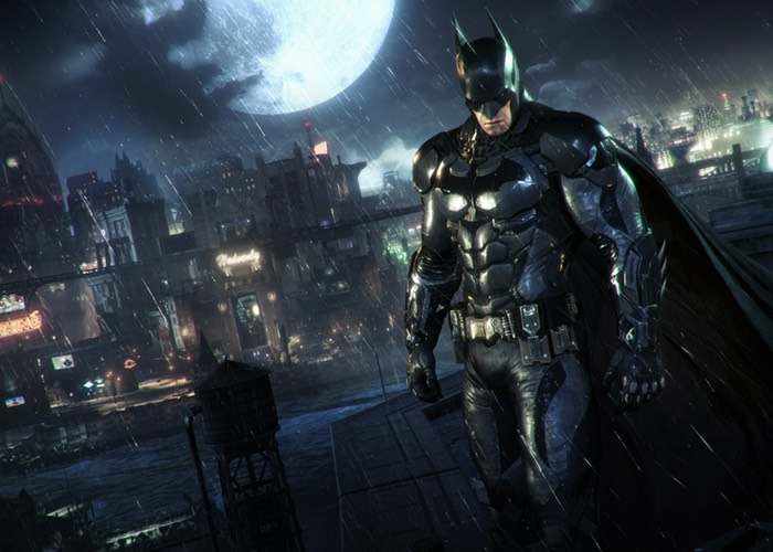 Batman Arkham Knight Delayed