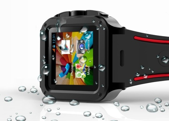 CALLISTO Android 4 Watch Phone