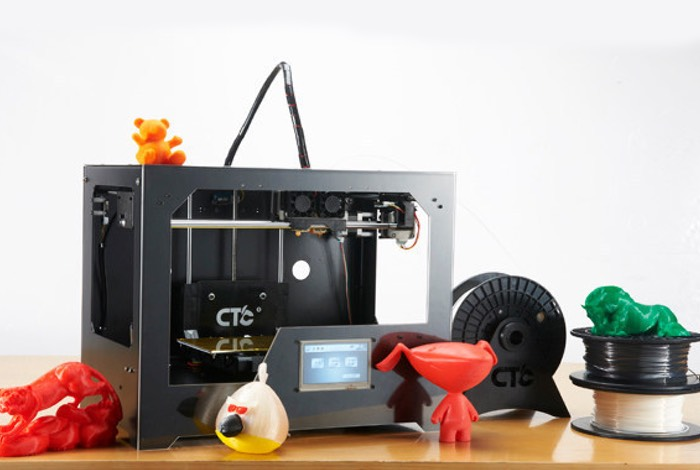 CTC BIZER III 3d printer