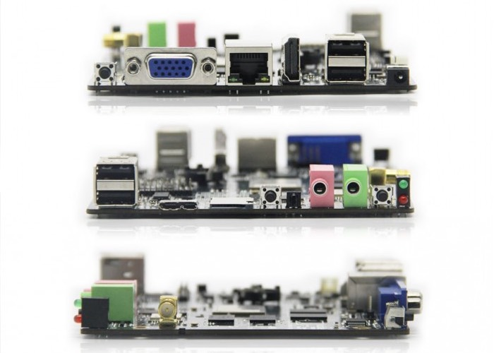 Cubieboard4 CC-A80 Mini PC
