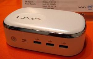 ECS LIVA Core Mini PC