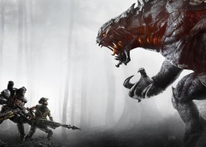 Evolve New Monster, Maps And Hunters Are Now Available (video)