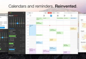 Fantastical 2 For Mac Launches For £29.99 (video)