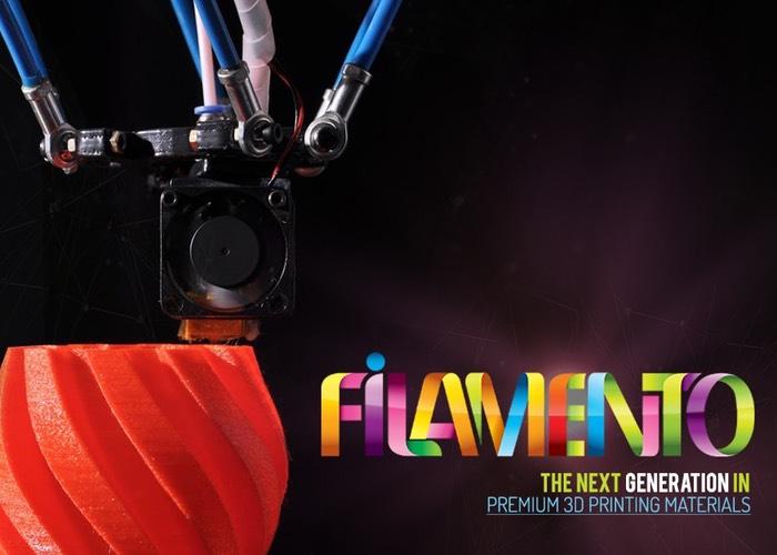 Filamento Next Generation 3D Printing Filaments