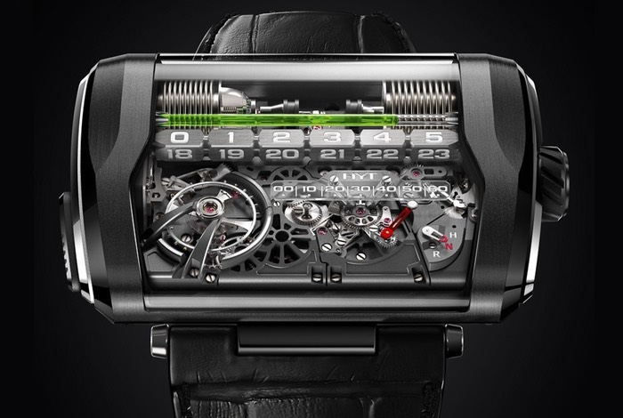 HYT H3 Hydro-Mechanical Watch