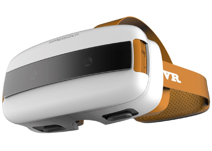 Impression Pi Virtual Reality Headset