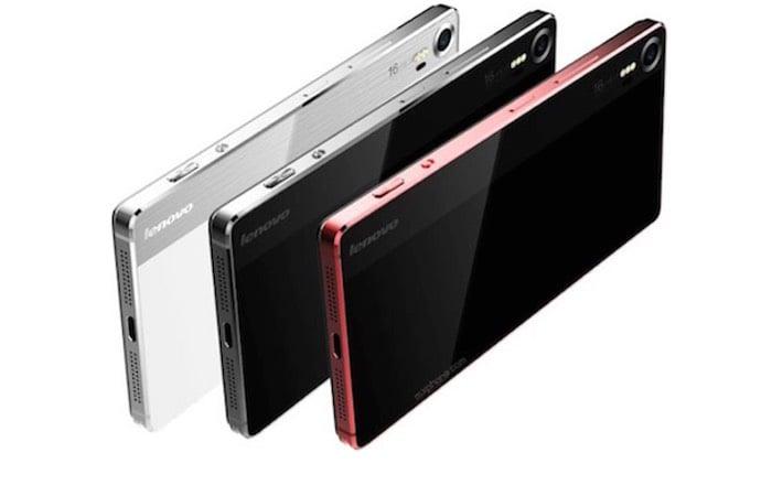 Lenovo Vibe Shot Smartphone Camera