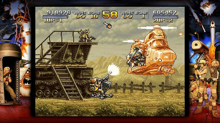 Metal Slug 3 for PS4, PS3 and PS Vita