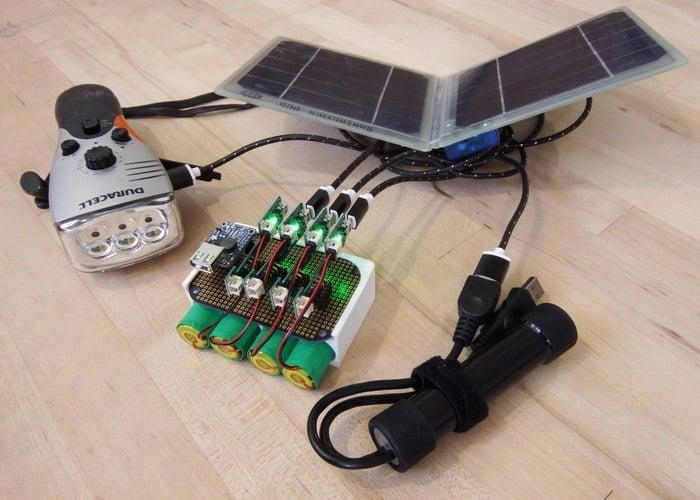 Modular Battery System