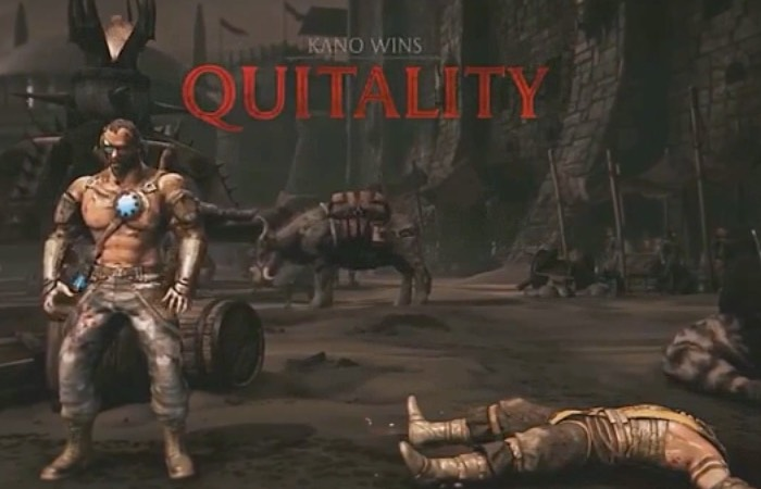 Mortal Kombat X Quitality Trailer