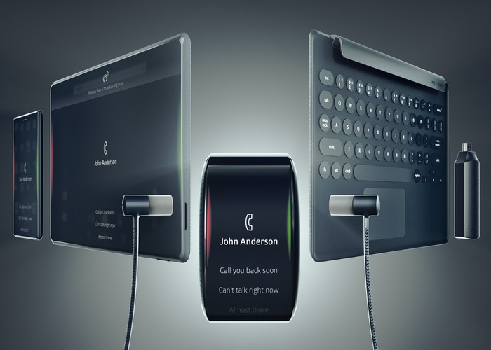 Neptune Suite Android Based Wearable Hub Smartwatch