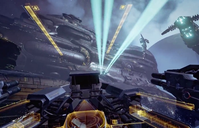 New EVE Valkyrie Gameplay Trailer