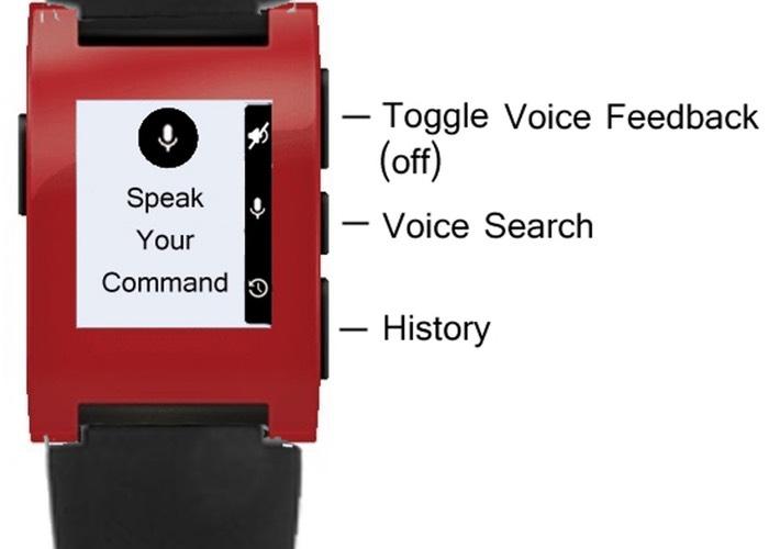 Pebble Smartwatch-1