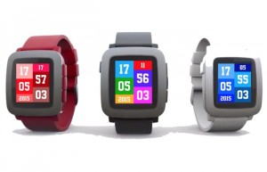 PebbUp Offers Colourful Pebble Time Smartwatch Faces (video)