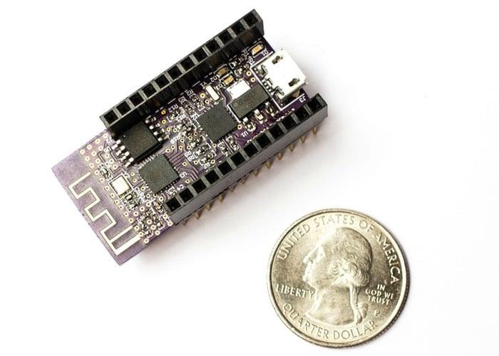 Phasor Wireless Internet Of Things Development Board (video)