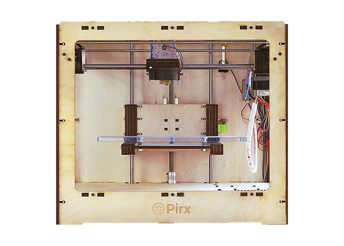 Pirx 3d printer plans now open source allowing you to 3d printer plan