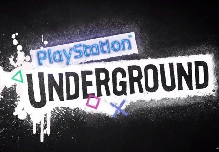 PlayStation Underground