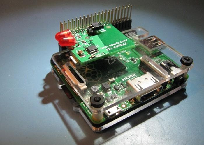 Raspberry Pi Console