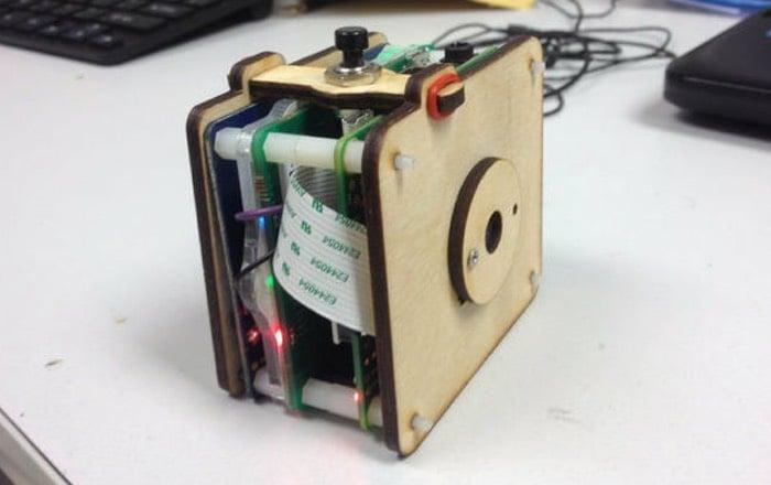 Raspberry Pi Portable Compact Camera