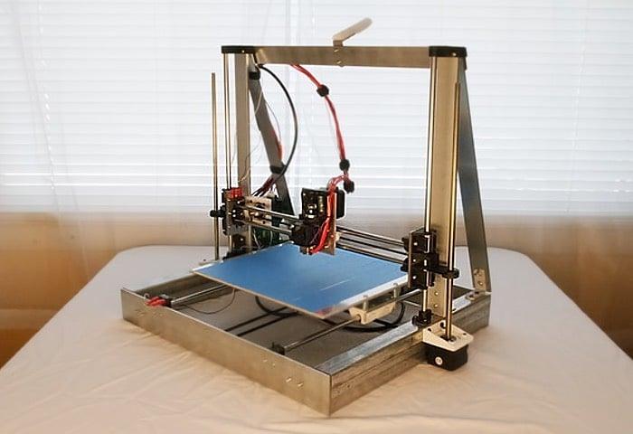 RenderBot 3D Printer