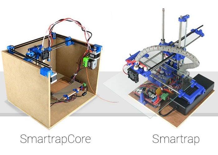 Smartfriendz SmartrapCore 3D Printer