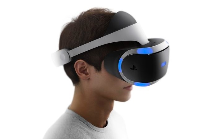 Project Morpheus VR headset