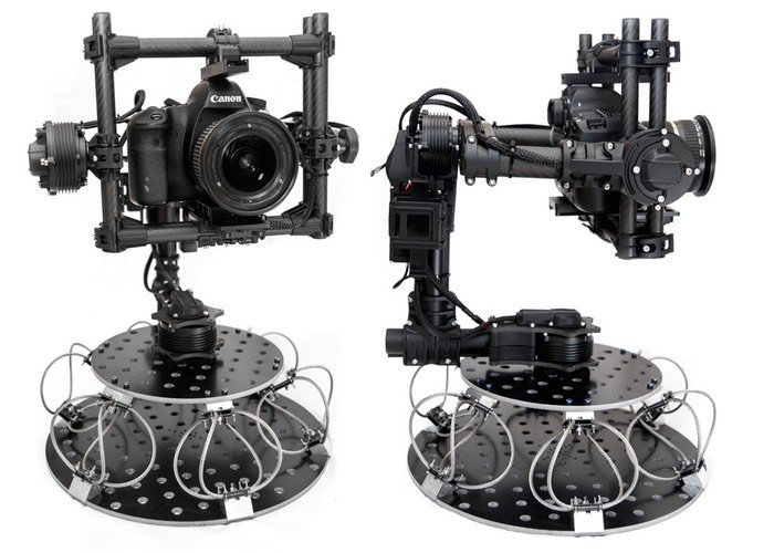 Stabilised Camera Gimbal