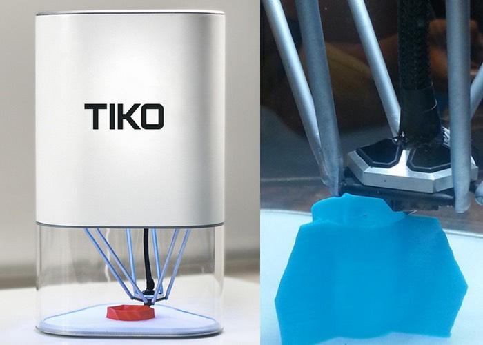 Tiko3D Delta 3D Printer