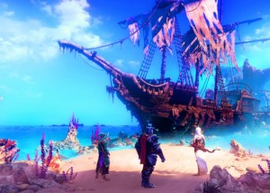Trine 3 The Artifacts of Power Announcement Trailer Released (video)