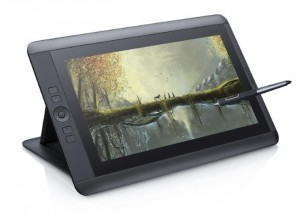 Wacom Cintiq 13HD Touch With Multitouch Support Unveiled For $1,000