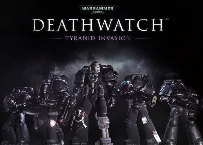Warhammer 40K Deathwatch: Tyranid Invasion Game
