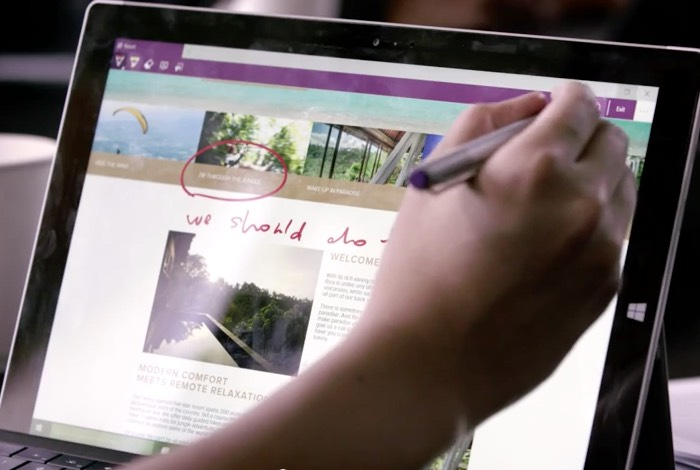 Windows 10 Preview Includes Project Spartan Web Browser