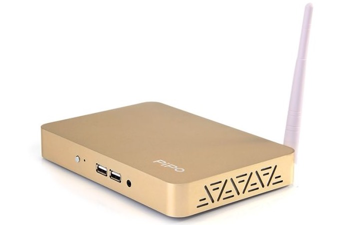Pipo X7S Dual Booting Android And Windows Mini PC
