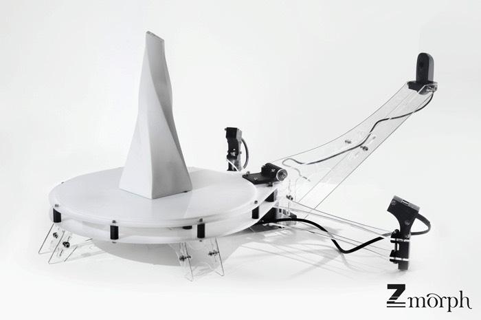 Zmorph 3D Scanner
