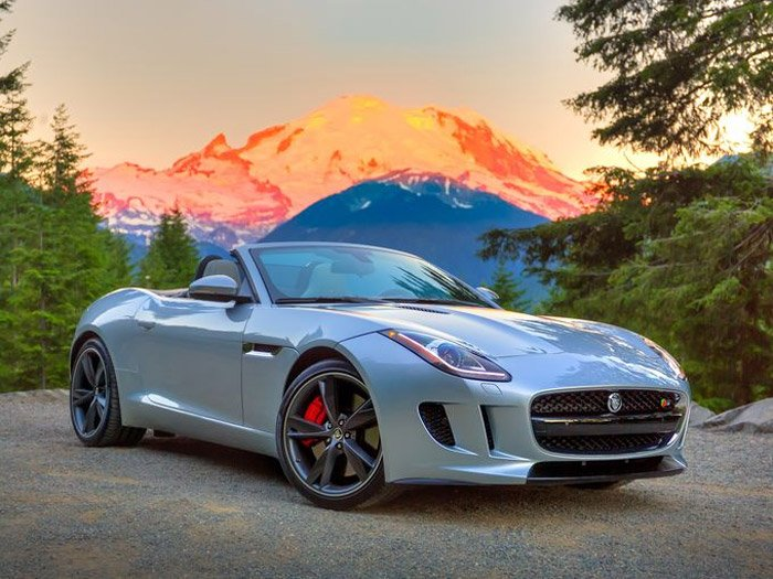 jaguar f type gets manual transmission option for 2016 geeky gadgets. Black Bedroom Furniture Sets. Home Design Ideas